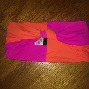 Victoria Secret color block headband